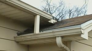 Roof Repair Financial Help - damaged shingles