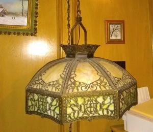 Value of a Hanging Vintage Chandelier