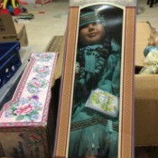 Value of a Cathay Collection Porcelain Doll