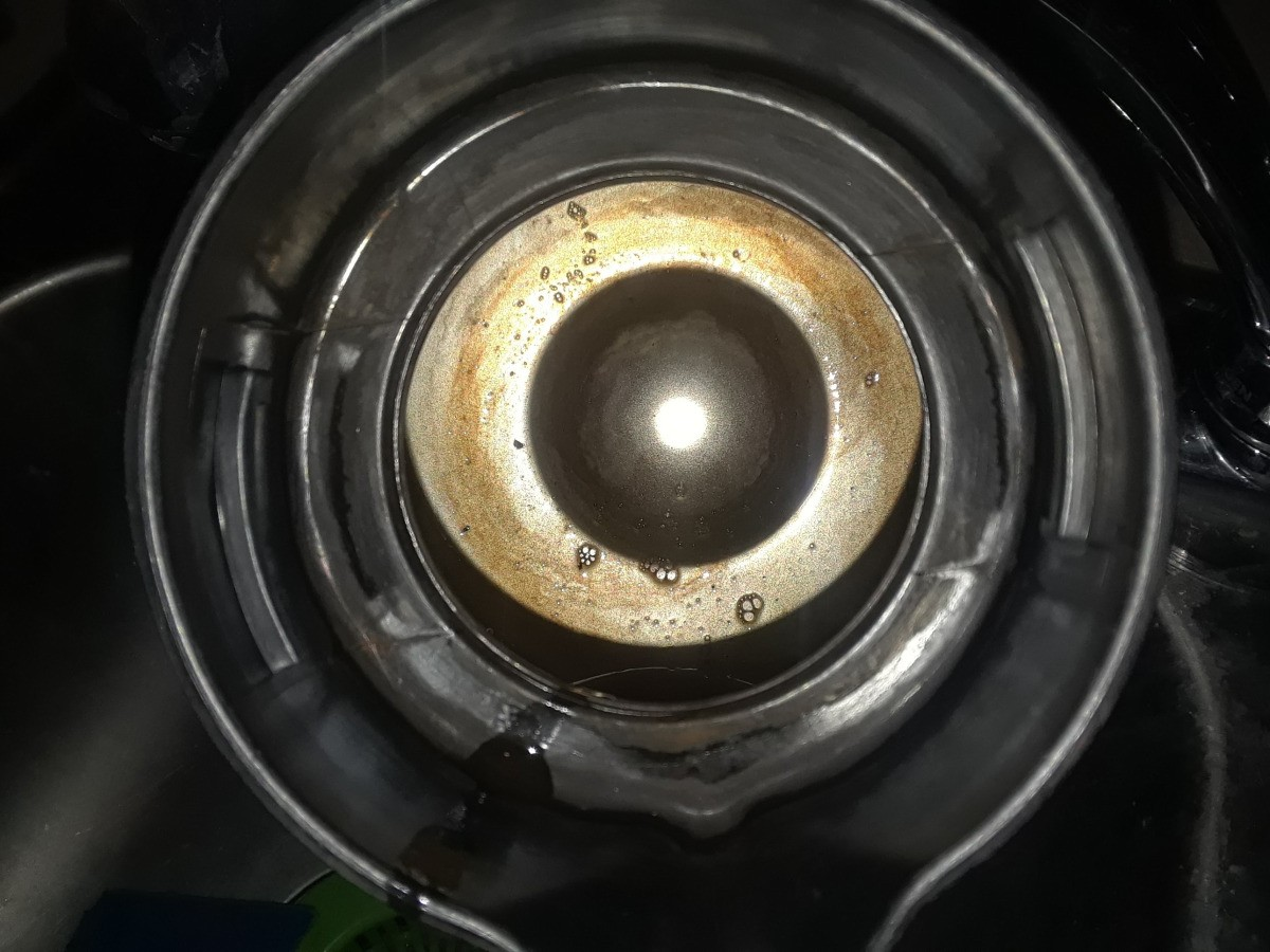 Cleaning A Stainless Steel Coffee Pot Thriftyfun