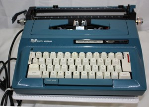 Repairing the Carriage Return on a Smith Corona Sterling Electric 12 - vintage typewriter