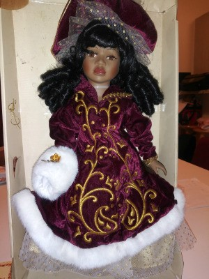 Value of a Limited Edition Collector's Choice Doll