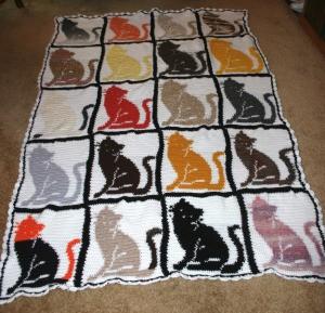 Cross Stitch Patterns for Crochet