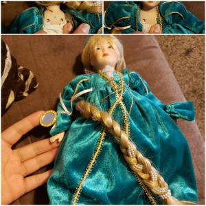 Identifying a Porcelain Doll and Its Value