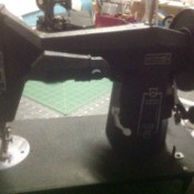 Information on Vintage Kenmore Sewing Machines