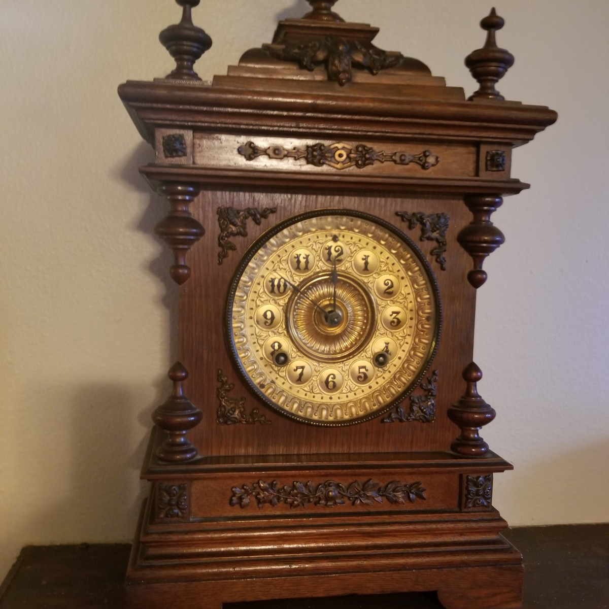 Identifying An Antique Clock Thriftyfun