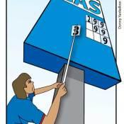 Gas Prices Comic
