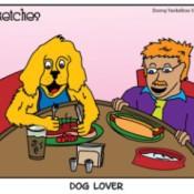 Dog Lover Comic