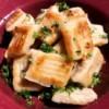 Cauliflower Gnocchi with sauce