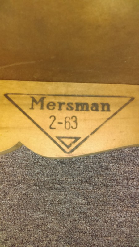 Value of a Merman 2-63 Coffee Table