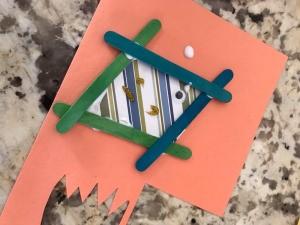 Craft Stick Fish - ready to decorate