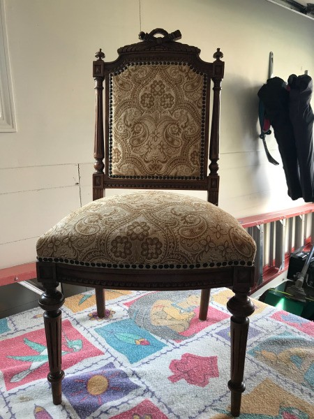 Value of Antique Table and Chairs