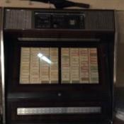 Value of a R-84 Rowe AMI Jukebox - black jukebox