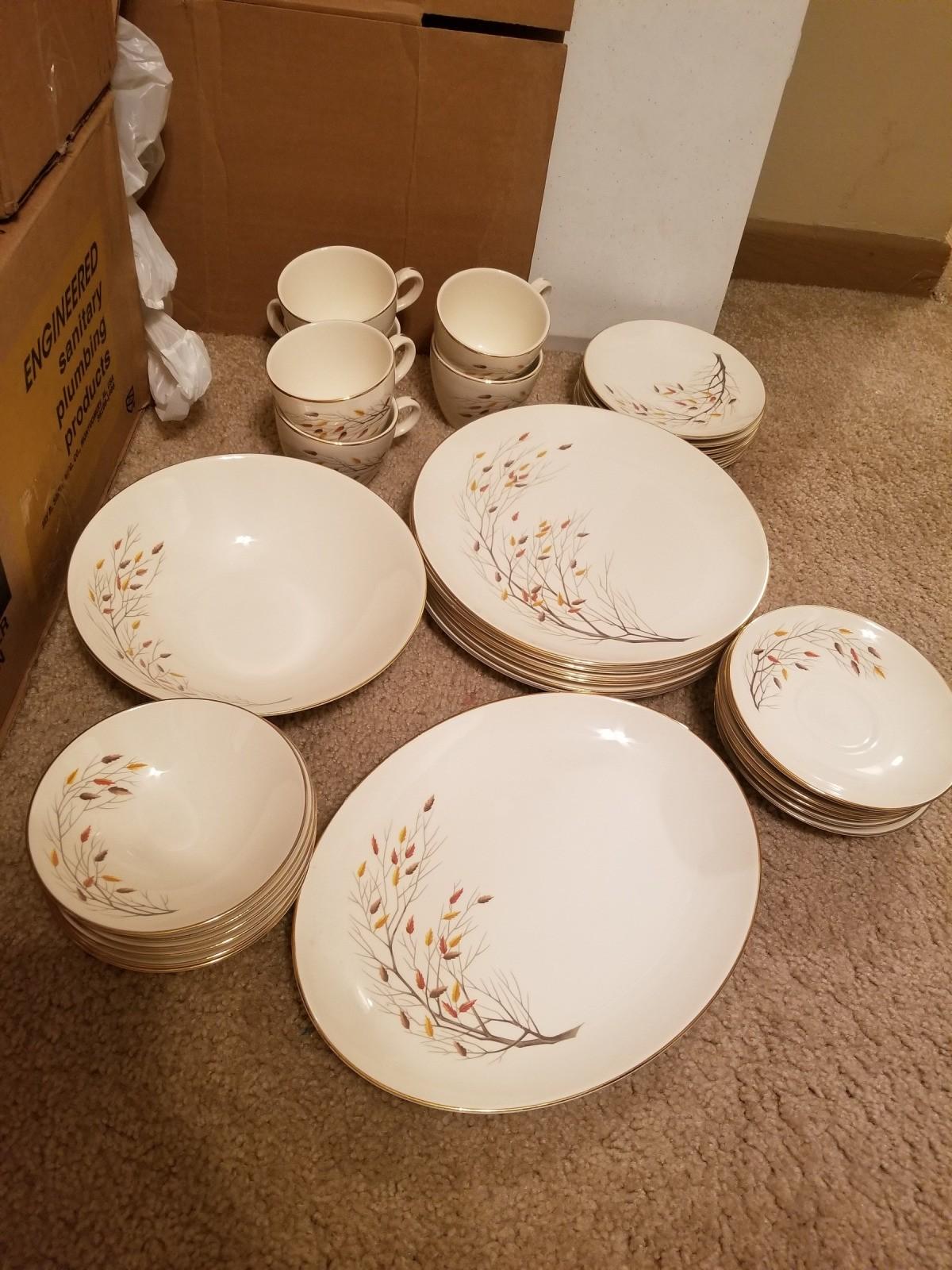 Finding the Value of Homer Laughlin Dinnerware   ThriftyFun
