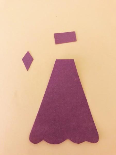 Making Super Hero Straws - purple option