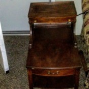 Value of a Mersman 7336 Side Table