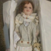 Value of an Heirloom Porcelain Doll