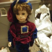Value of a Geppeddo Doll - Prince Charming