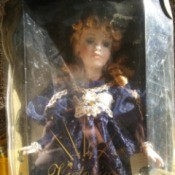 Value of a Collectible Memories Porcelain Doll