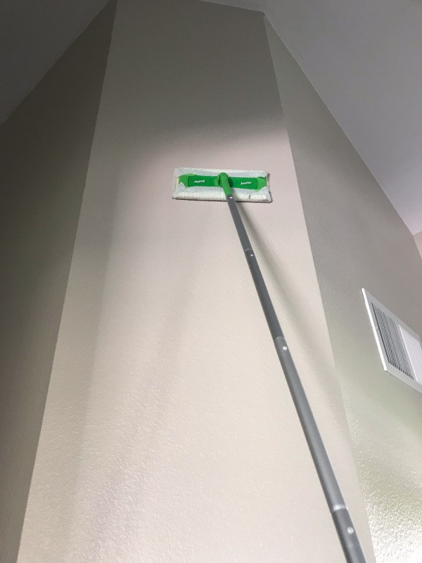 Using A Swiffer To Clean Walls Thriftyfun