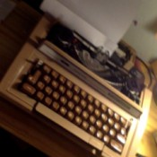 Keys Work Intermittently on Smith-Corona Twelve - vintage typewriter