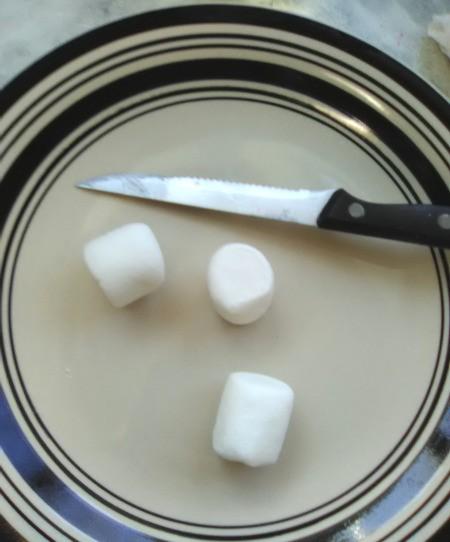 Marshmallow Peepsters - 3 marshmallows