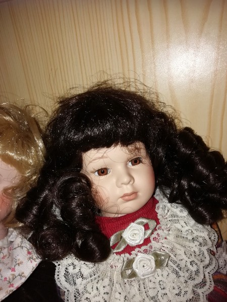 Identification and Value of Porcelain Dolls