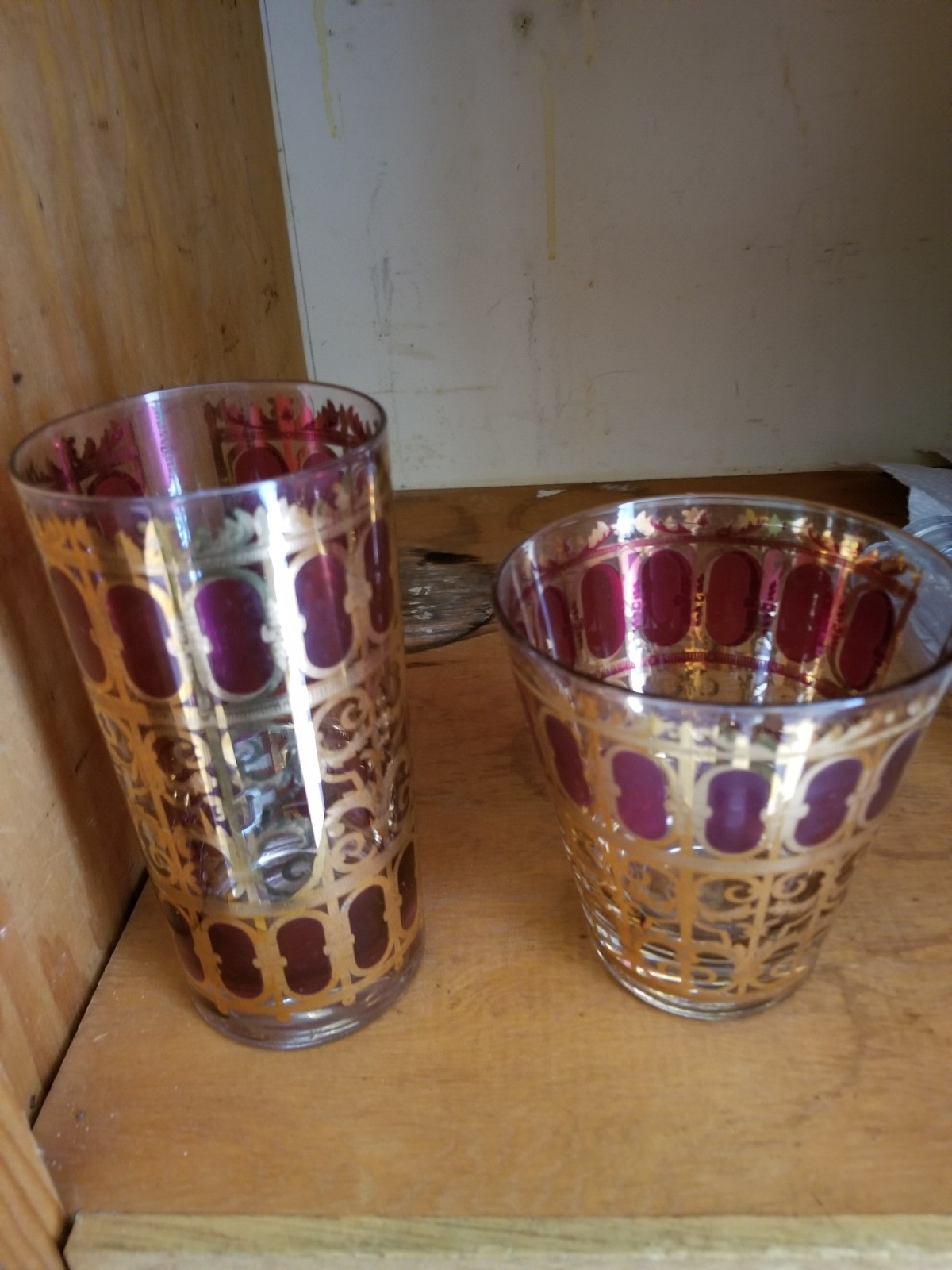 Identifying Vintage Drinking Glasses Thriftyfun
