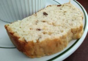 piece of Irish Soda Bread