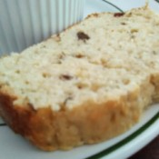 piece of Irish Soda Bread