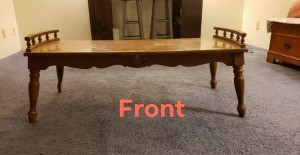 Information on a Mersman Table - coffeetable