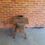 Value of an Old Tandy Wood or Coal Burning Stove
