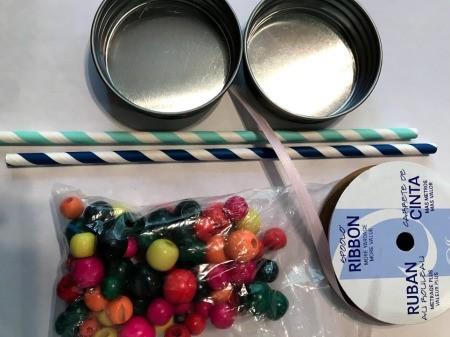 Kid Toy Rattle Drum - supplies