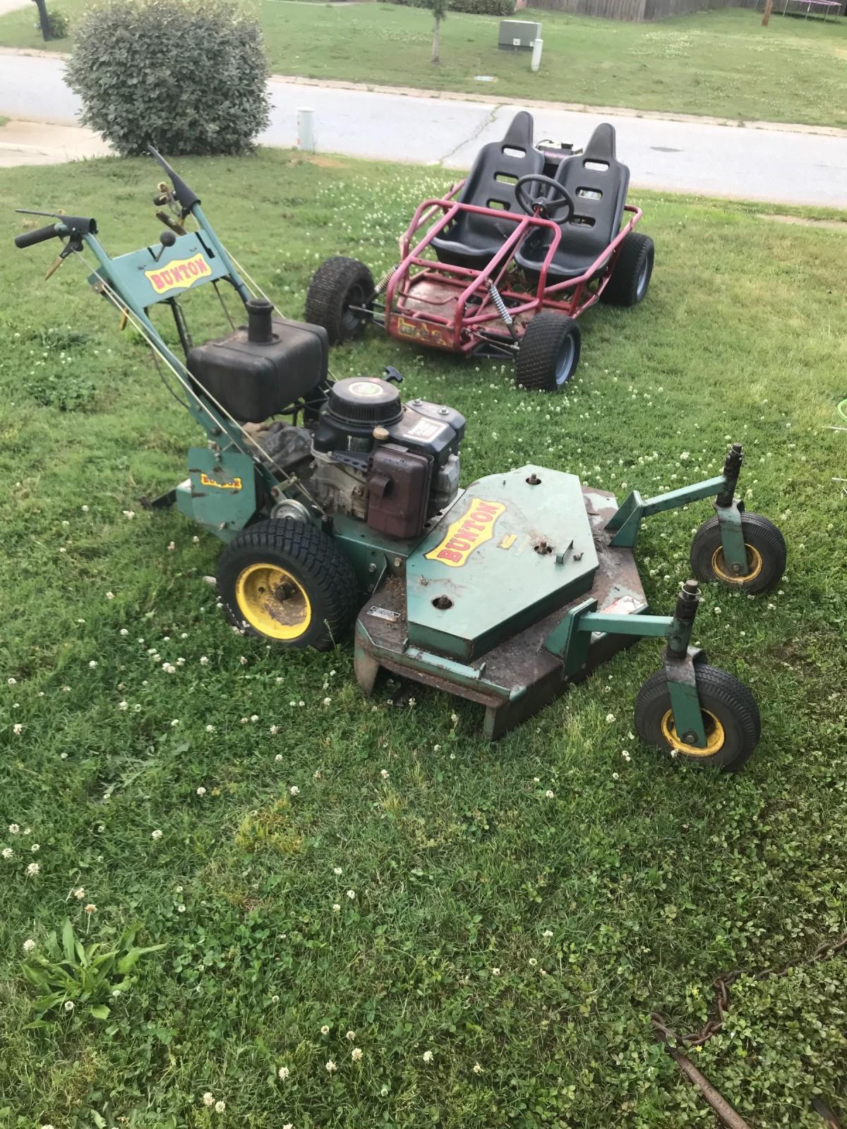 Lawn Mower Won't Stay Running | ThriftyFun