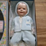 Value of a Royal Cathay Porcelain Doll