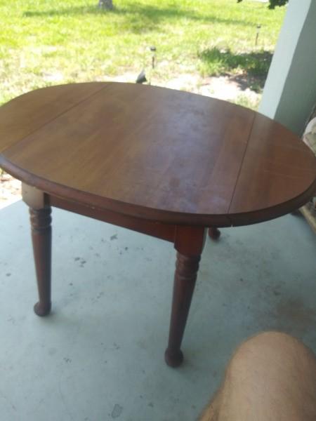 Value of a Mersman 75 62 Drop Leaf Table