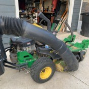 Riding Mower Stalls When Blades Engaged