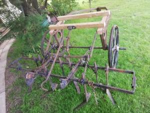 Identifying Old Farm Equipment