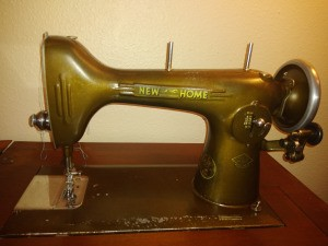 Replacement Parts for a New Home Sewing Machine