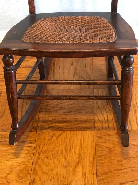 Value of an Antique Rocking Chair