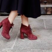 Waterproofing Suede Boots