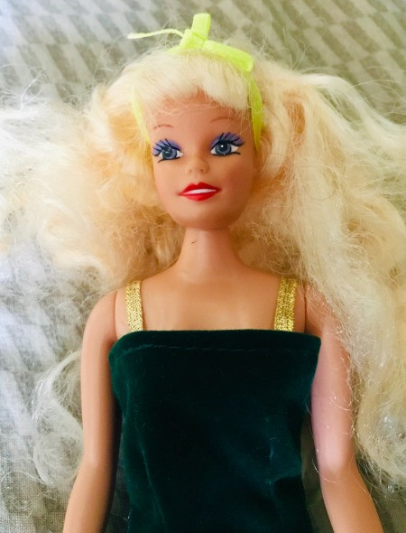 Identifying a Possible Barbie Doll
