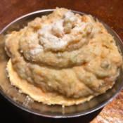 Garlic Parmesan Veggie Mash in bowl