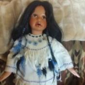 Identifying a Kelly RuBert Porcelain Doll
