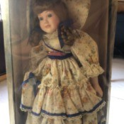 Value of a Soft Expressions Porcelain Doll