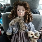 Finding the Value of an Ashley Belle Doll - doll as described