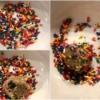 Chocolate Chip Oatmeal Ball Cookies