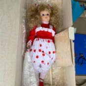Value of a Meryse Nicole Doll - doll in box
