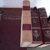 Value of a Set of Encyclopedia Britannica - volumes