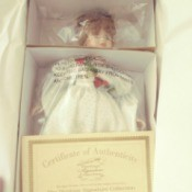 Value of a Heritage Signature Collection Doll - in still in box